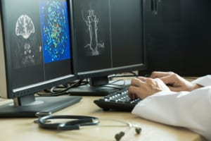 Review digital medical images